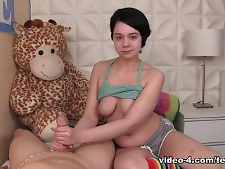 Lilly Marie: My Very First Time - TeenTugs