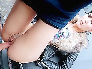 Lady D in Czech Honey's Roadside Sex Tape - StrandedTeens